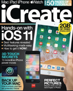 iCreate UK Issue 175 2017---IOS 11