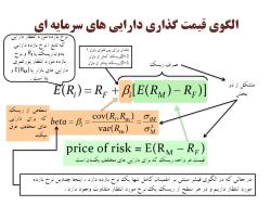 پاورپوینت فرضیه بازارهای کارا و الگوی قیمت گذاری دارایی های سرمایه ای